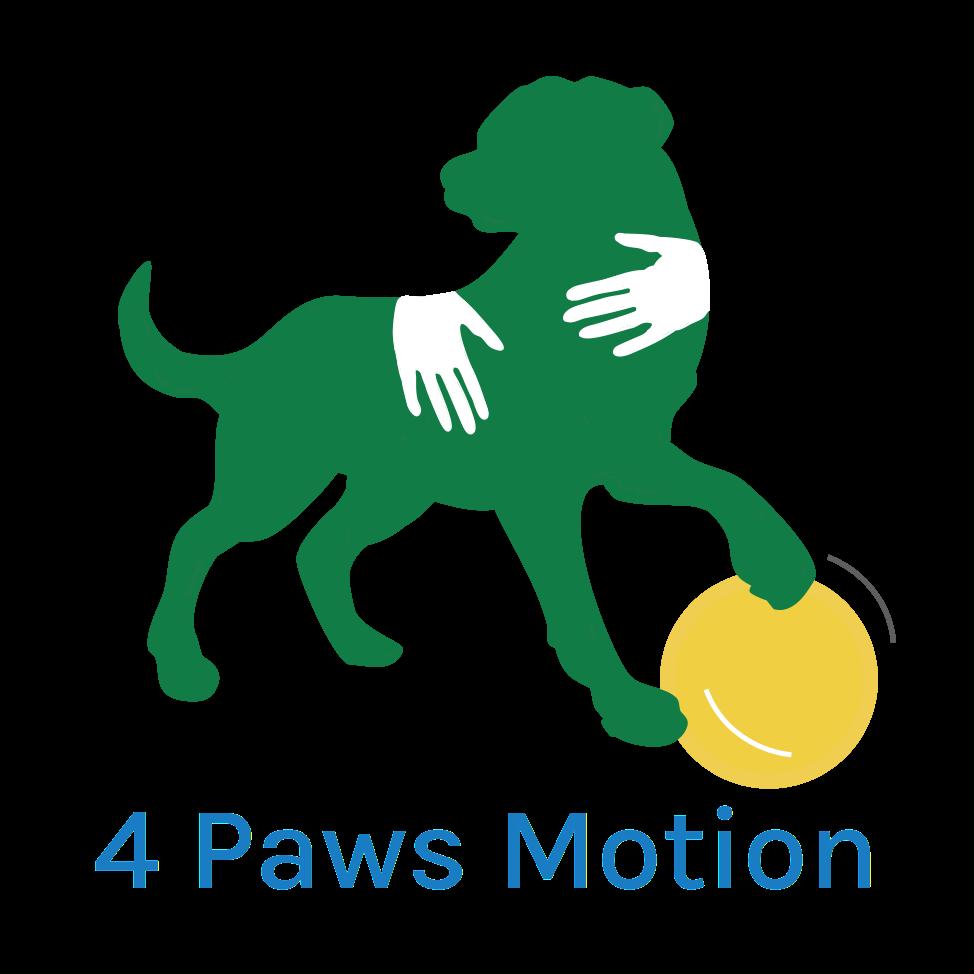 Logo 4 Paws Motion